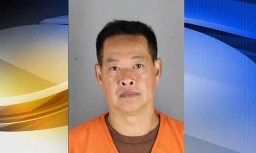 Chồng gốc Việt dùng dây sạc điện thoại siết cổ vợ đến chết trong nhà tắm - Ảnh 2