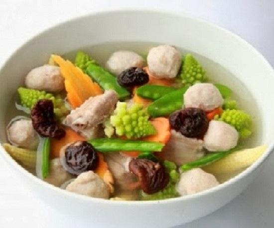 Các món mặn đơn giản trong mâm cỗ cúng ông Công ông Táo cho chị em bận rộn - Ảnh 6