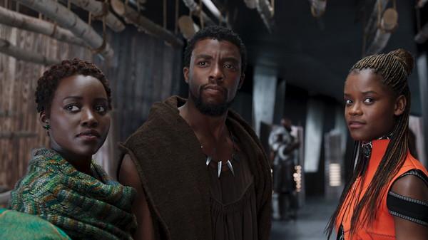 """""""Black Panther"""" trở thành bộ phim siêu anh hùng đầu tiên được đề cử """"Phim xuất sắc"""" ở Oscar - Ảnh 1"""