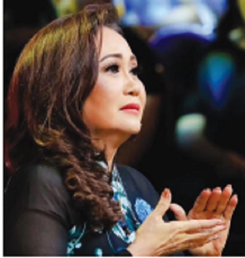 Nghệ sĩ Thanh Hằng: Lòng an nhiên khi trở về quê hương - Ảnh 2