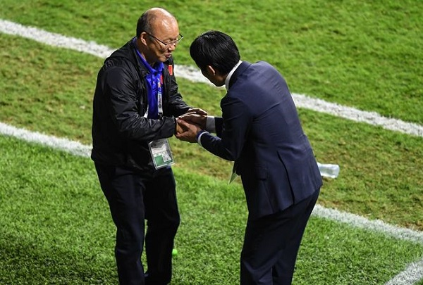 HLV Hajime Moriyasu thừa nhận tuyển Nhật Bản đã có một chiến thắng vất vả - Ảnh 1