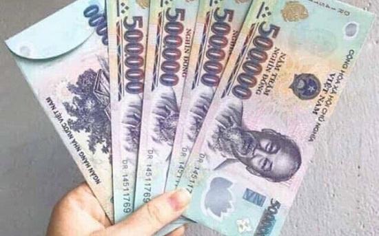 Sử dụng bao lì xi in hình giống tiền thật sẽ bị phạt đến 80 triệu đồng - Ảnh 1