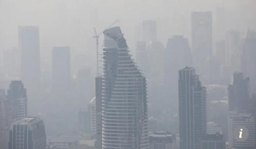 Ô nhiễm không khí trầm trọng, Thái Lan buộc phải đóng cửa 437 trường học - Ảnh 1
