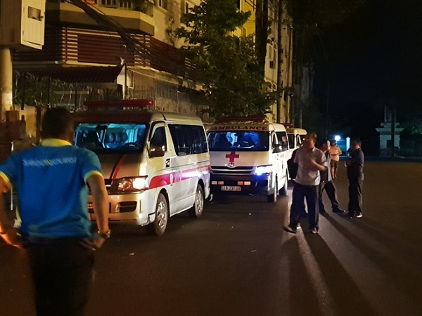 Thi thể 3 du khách Việt vụ đánh bom ở Ai Cập đã được đưa về TP. HCM - Ảnh 2