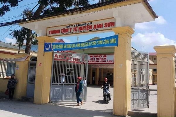 Bé gái 32 tháng tuổi ở Nghệ An tử vong sau khi được gây mê ở Trung tâm y tế huyện - Ảnh 1