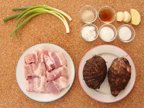 Thịt sườn đem kho với thứ này đảm bảo cả nhà thích mê - Ảnh 1