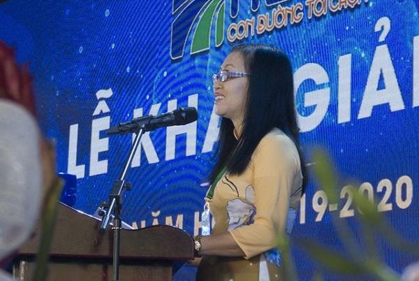 Bài phát biểu gây xúc động của tân sinh viên 63 tuổi trong ngày khai giảng - Ảnh 1