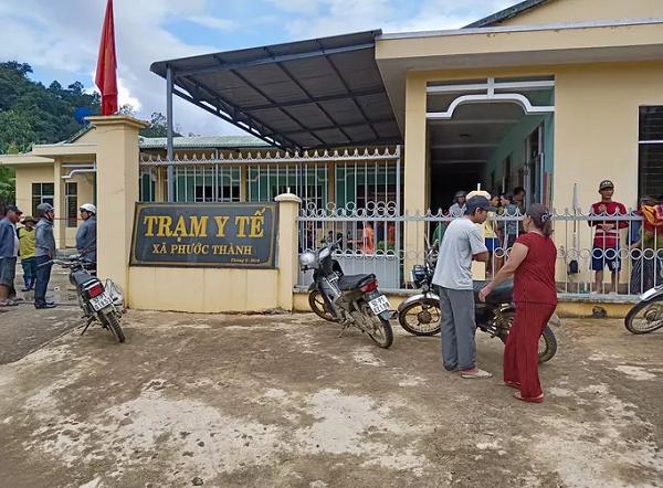 Quảng Nam: Trên đường đi làm rẫy, 5 người bị sét đánh thương vong - Ảnh 1
