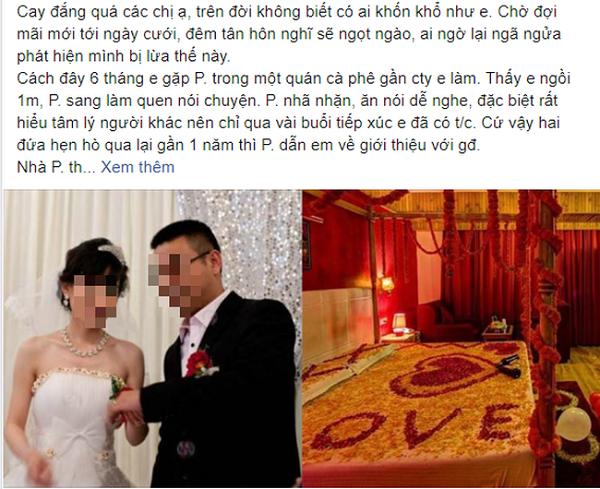 """Chỉ vì một câu nói của mẹ chồng, đêm tân hôn cô dâu vội vàng """"bỏ của chạy lấy người"""" - Ảnh 1"""