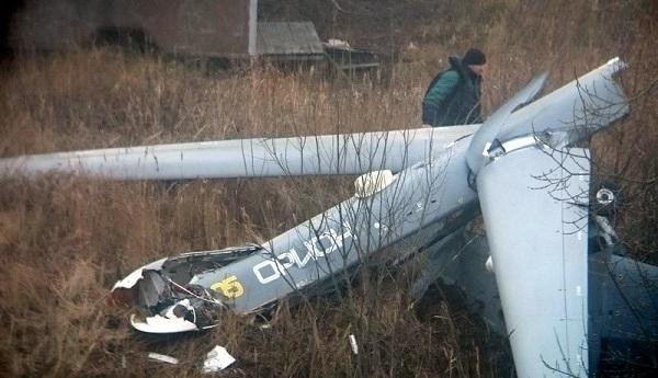 Chưa kịp bàn giao, máy bay trinh sát hiện đại đã gặp nạn thảm khốc - Ảnh 1