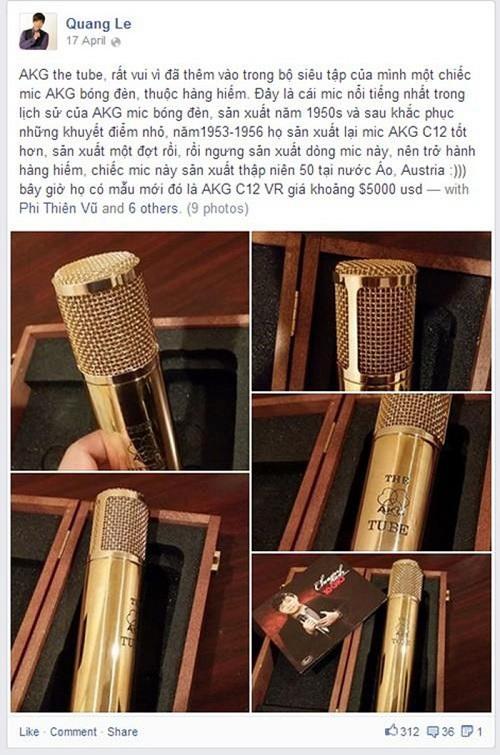 """Biết được độ giàu có của ca sĩ Quang Lê chắc bạn sẽ phải """"choáng"""" - Ảnh 10"""