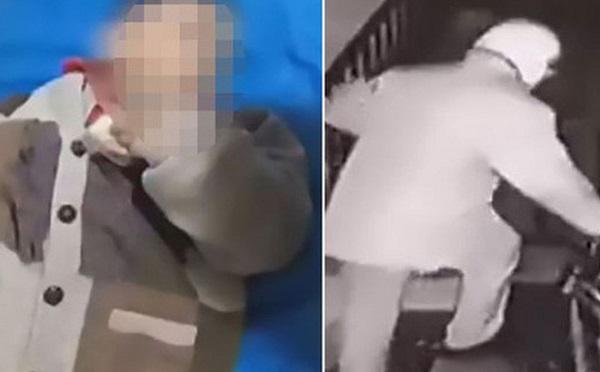 Tin tức đời sống mới nhất ngày 26/11/2019: Cậu bé 3 tuổi bị bố bọc trong túi xách rồi bỏ rơi bên đường - Ảnh 1