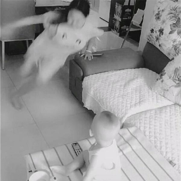 Thấy vợ lạnh nhạt, chồng lén đặt camera theo dõi, hình ảnh nhận được khiến anh bật khóc - Ảnh 2
