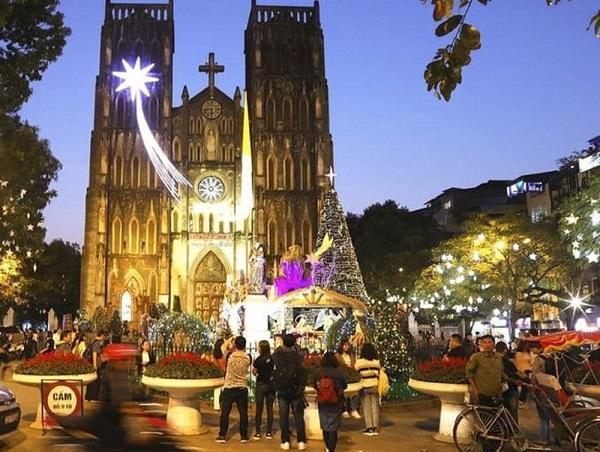 6 địa điểm vui chơi Giáng sinh ở Hà Nội không thể bỏ qua trong năm 2019 - Ảnh 1