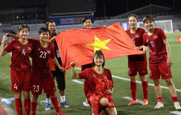 Đội tuyển nữ Việt Nam chia 22 tỷ đồng tiền thưởng như thế nào? - Ảnh 1