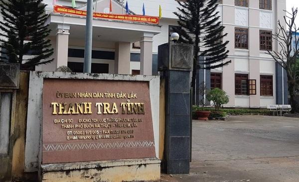 Bắt quả tang cán bộ thanh tra tỉnh Đắk Lắk trên chiếu bạc - Ảnh 1