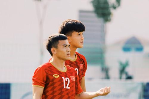 Trước trận quyết chiến với U22 Thái Lan, U22 Việt Nam đón tin không vui về nhân sự - Ảnh 1