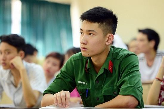 Công bố chỉ tiêu tuyển sinh vào 18 trường quân đội năm 2019 - Ảnh 1