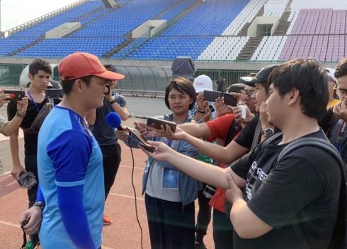 HLV U22 Việt Nam chia sẻ điều thú vị trước trận bán kết gặp Indonesia - Ảnh 1