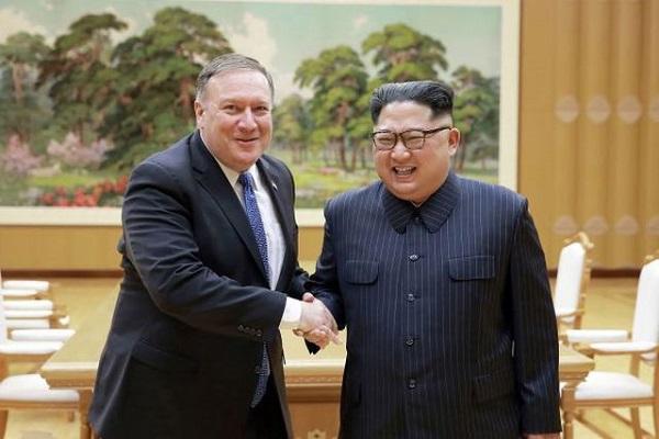 """Ông Kim Jong-un muốn giải trừ hạt nhân """"vì các con"""" - Ảnh 1"""