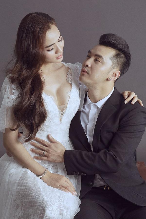 Vợ Ưng Hoàng Phúc khoe mang thai em bé thứ 3 sau hơn 2 tháng kết hôn - Ảnh 1