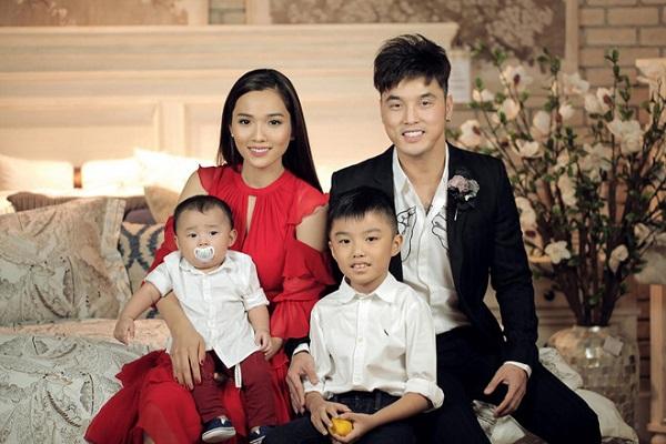 Vợ Ưng Hoàng Phúc khoe mang thai em bé thứ 3 sau hơn 2 tháng kết hôn - Ảnh 2