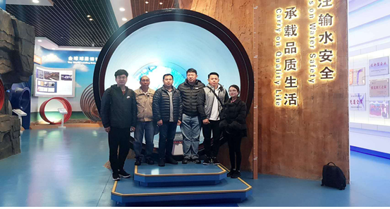 Đoàn Thái Lan thăm quan, khảo sát nhà máy XINXING - Ảnh 1