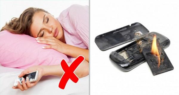 6 vị trí tuyệt đối không nên để điện thoại nếu muốn sống khỏe - Ảnh 4