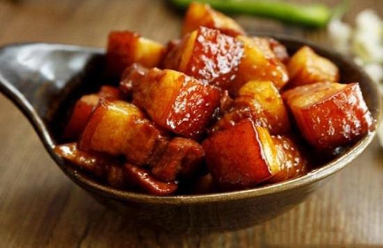 Món ngon mỗi ngày: Thịt ba chỉ kho ngũ vị hương thơm nức mũi - Ảnh 4