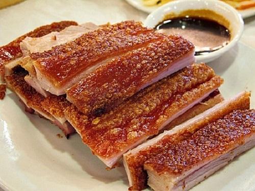 Món ngon mỗi ngày: Thịt ba chỉ áp chảo ngũ vị hương thơm ngon cho bữa trưa - Ảnh 2