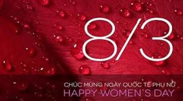 10 mẫu thiệp chúc mừng ngày quốc tế phụ nữ 8/3 đẹp và ý nghĩa nhất - Ảnh 6