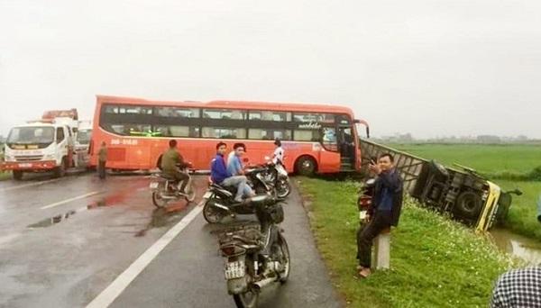 66 người chết vì tai nạn giao thông sau 3 ngày nghỉ lễ - Ảnh 1