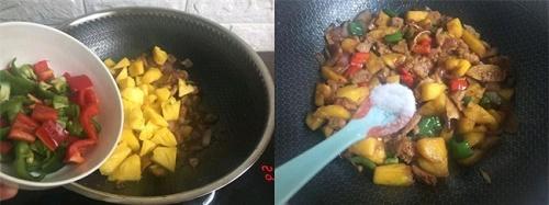 Món ngon mỗi ngày: Thịt heo xào dứa chua ngọt cực ngon - Ảnh 3