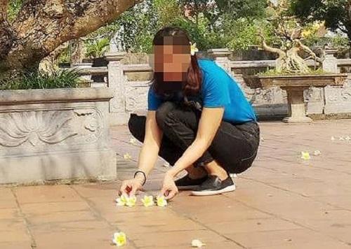 Xôn xao thông tin người đi chùa bị sư trụ trì dọa thả chó cắn nát mặt - Ảnh 1