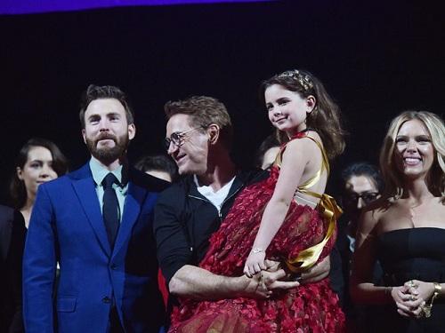 """Vẻ xinh xắn, đáng yêu của con gái Iron Man trong """"Avengers: Endgame"""" khiến dân tình dậy sóng - Ảnh 2"""