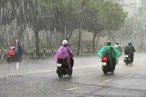 Dự báo thời tiết ngày 4/4/: Bắc Bộ có mưa dông trên diện rộng - Ảnh 1