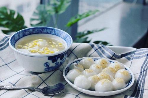 Cách làm bánh trôi, bánh chay đơn giản, thơm ngon cho Tết Hàn thực 3/3 - Ảnh 5
