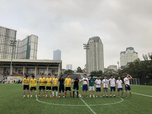 Báo Đời sống & Pháp luật thắng Dân trí ở trận khai mạc giải bóng đá báo Nông Thôn - Ảnh 2