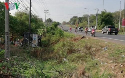 Hiện trường vụ tai nạn thảm khốc khiến 3 người phụ nữ tử nạn thương tâm - Ảnh 5