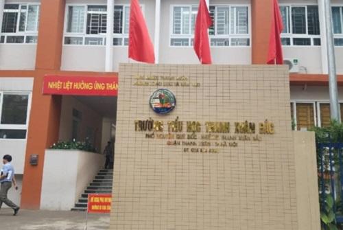 Vụ học sinh trường Thanh Xuân Bắc nghi ngộ độc: Mẫu xét nghiệm thức ăn đều an toàn - Ảnh 1