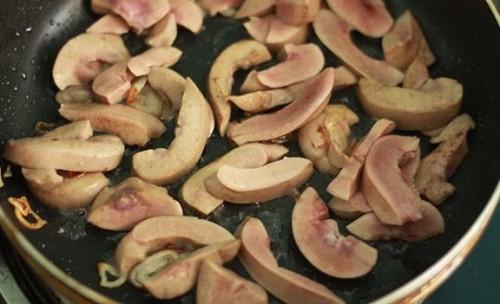 Món ngon mỗi ngày: Cật heo xào mướp thơm ngon, bổ dưỡng - Ảnh 3