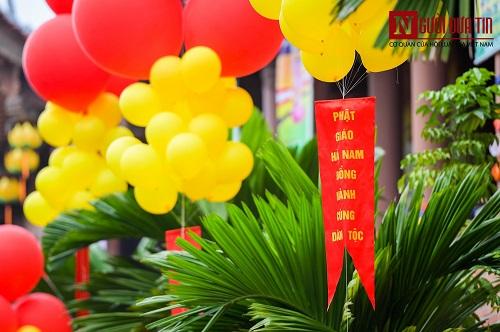 Hơn 400 xe rước hoa, tắm Phật mừng Đại lễ Phật đản Vesak 2019 - Ảnh 10