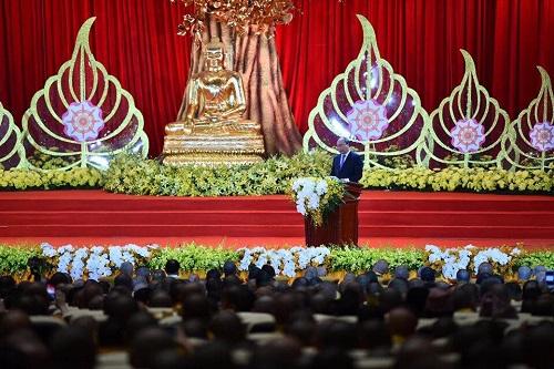 Khai mạc Đại lễ Phật đản Liên hợp quốc lần thứ 16 Vesak 2109 - Ảnh 4