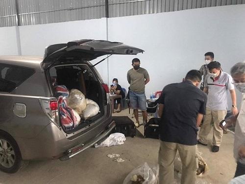 Vây bắt trùm ma túy người Trung Quốc ở TP. HCM, thu nửa tấn ma tuý ước giá 500 tỉ đồng - Ảnh 1