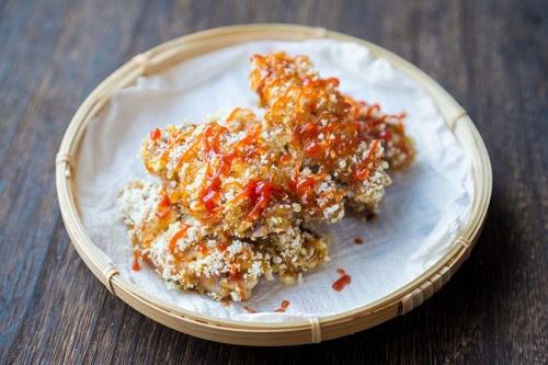 Món ngon mỗi ngày: Cách làm cánh gà nướng giòn tan, thơm ngào ngạt bằng lò vi sóng - Ảnh 5