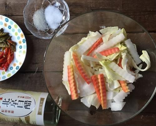 Món ngon mỗi ngày: Rau củ trộn giòn ngon theo cách này đảm bảo cả nhà mê tít - Ảnh 1
