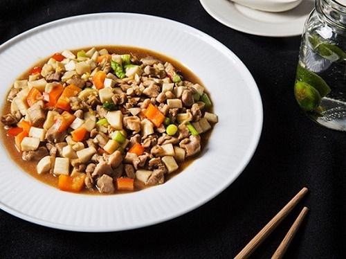 Món ngon mỗi ngày: Gà xào nấm đơn giản mà ngon cho bữa tối - Ảnh 6