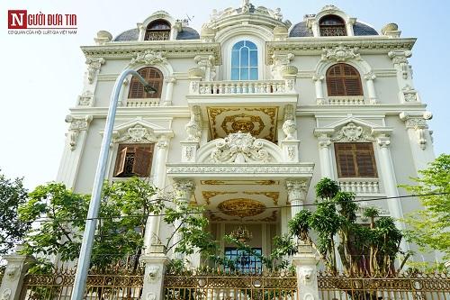Choáng ngợp ngôi làng đi vài chục mét lại có một dinh thự ở Nam Định - Ảnh 3