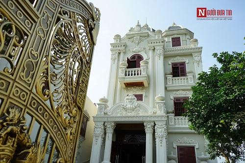 Choáng ngợp ngôi làng đi vài chục mét lại có một dinh thự ở Nam Định - Ảnh 5