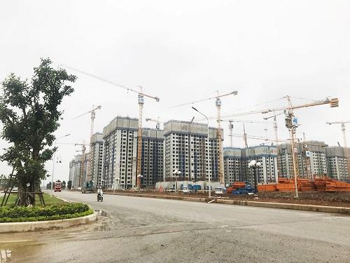 Bên trong dự án có biển nhân tạo lớn nhất VN ở ngoại thành Hà Nội - Ảnh 3